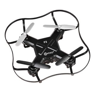 Contixo F2 RC Quadcopter with 3D Flip Black Mini Pocket Drone