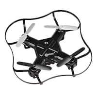 Contixo F2 RC Quadcopter with 3D Flip Black Mini Pocket Drone