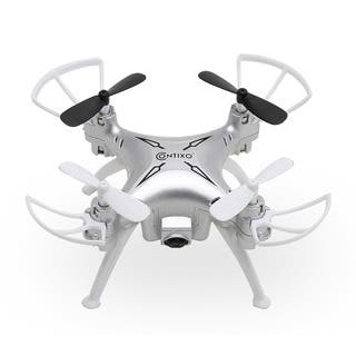 Contixo F3 720P HD WiFi Camera/ Gyro RC Quadcopter App Controlled Mini Drone|https://ak1.ostkcdn.com/images/products/14204817/P20799280.jpg?impolicy=medium