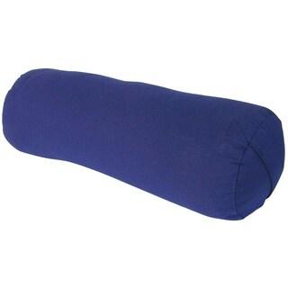 Round Sierra Comfort Yoga Bolster Pillow