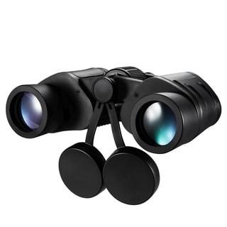 Black Plastic 10x40 Quality Prism Binoculars