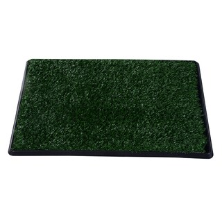 Pawhut Grass Pad Dog Potty