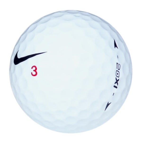 Nike White Mixed Recycled Golf Balls (Case of 24)