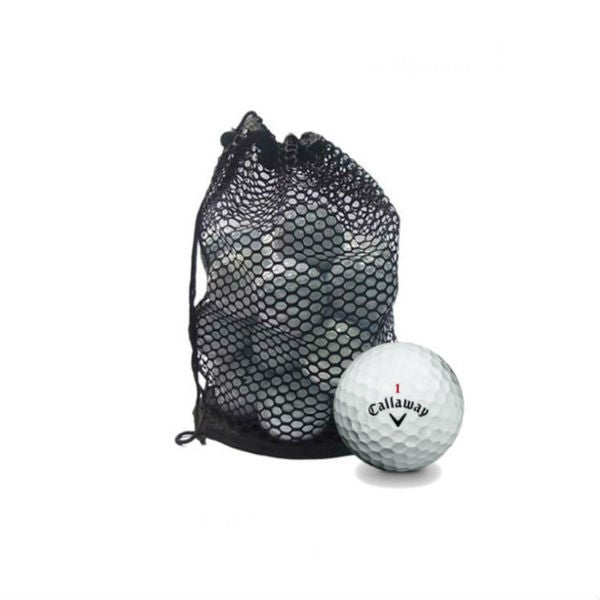 Callaway White Mixed Recycled Golf Balls (Case of 50)