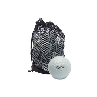 Titleist Mix Recycled Golf Balls in Red Mesh Bag (Case of 50)