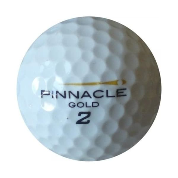 Pinnacle Mix Recycled Golf Balls (Case of 24)
