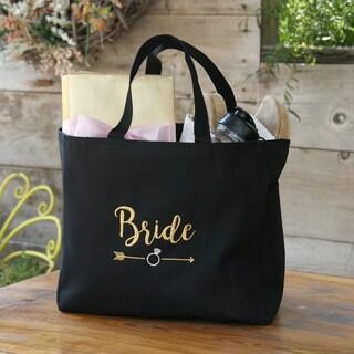 'Bride' Wedding Party Tribal Tote