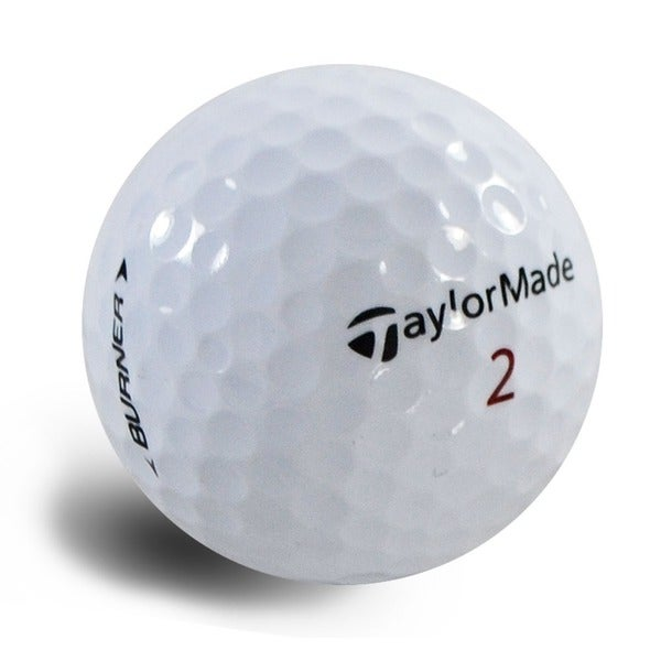 Taylormade Mesh Bag Mix Recycled Golf Balls (Case of 50)