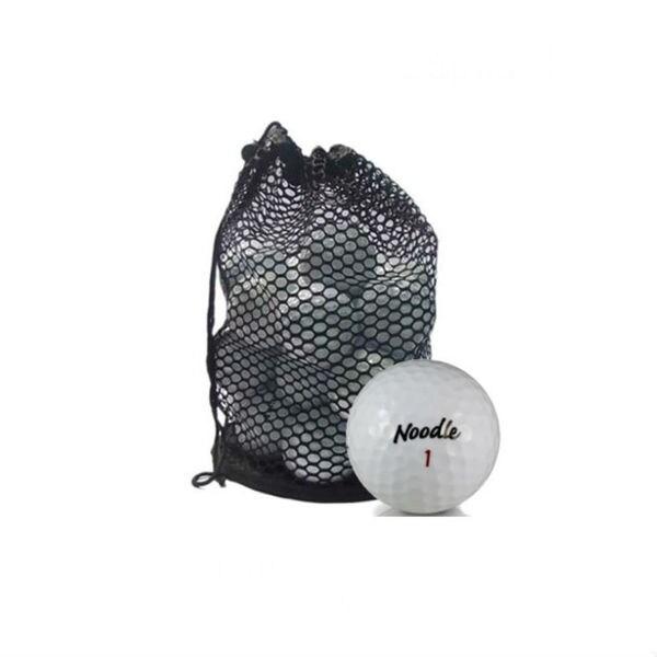 Maxfli Noodle Mesh Bag Mix Recycled Golf Balls -50 Pack