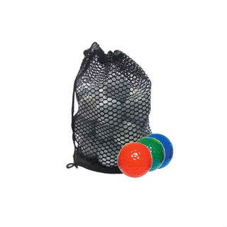 Assorted Color Mix Mesh Bag Recycled Golf Balls (Case of 100) (Option: Assorted)|https://ak1.ostkcdn.com/images/products/14204975/P20799395.jpg?impolicy=medium