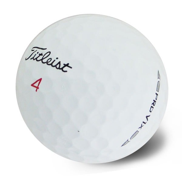 Titleist 2016 Pro V1X Recycled Golf Balls (Pack of 12)