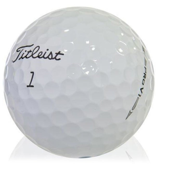 Titleist 2016 Pro V1 Recycled Golf Balls -12 Pack