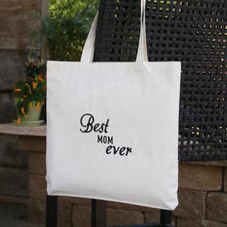 Best Ever Wedding Party Tote Bags - Mom