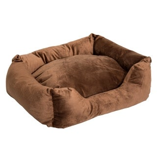 Pawhut Indoor Electric Heated Dog Bed