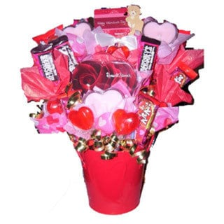 You're Extra Sweet Candy Basket
