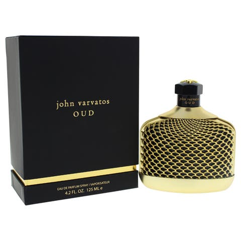 John Varvatos Oud Men's 4.2-ounce Eau de Parfum Spray
