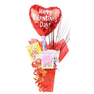 From the Heart Valentine Gift Basket