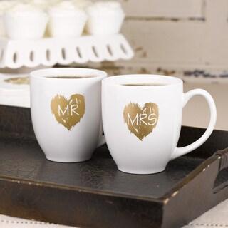 Brush of Love Mug Set