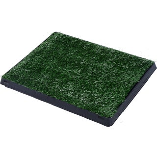 Pawhut Green Grass Pad Dog Potty
