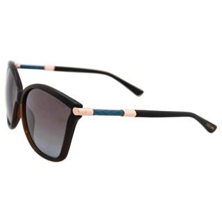 Jimmy Choo Tatti/S 8J9TF - Transparent Brown by Jimmy Choo for Women - 58-15-140 mm Sunglasses
