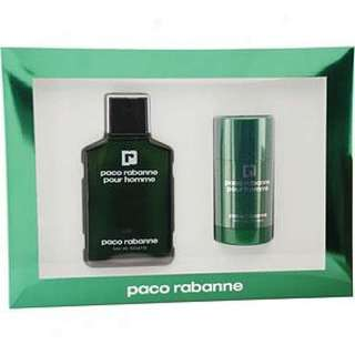 Paco Rabanne Men's 2-piece Gift Set