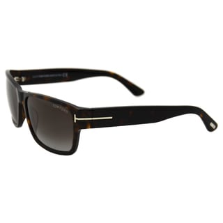 Tom Ford FT0445 Mason 52B - Gradient Havana by Tom Ford for Men - 58-17-140 mm Sunglasses