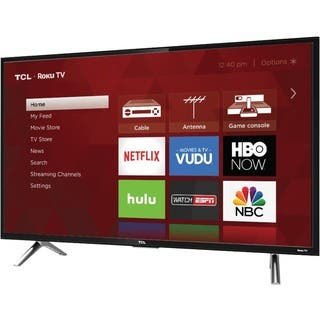 TCL 40S305 S-Series 40 Roku TV|https://ak1.ostkcdn.com/images/products/14205110/P20799511.jpg?impolicy=medium