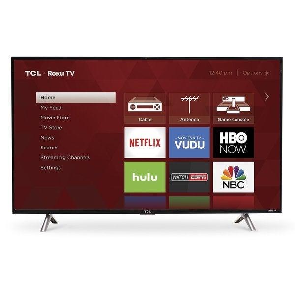 "TCL S 43S305 43"" 1080p LED-LCD TV - 16:9"