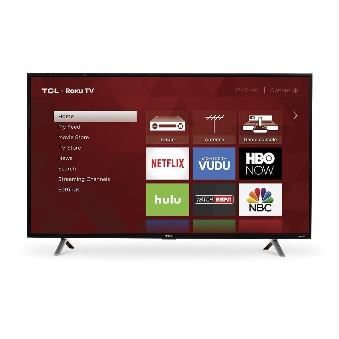 "TCL S 49S305 49"" 1080p LED-LCD TV - 16:9, Size 40 - 49 In..."