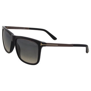 Tom Ford FT0392 02W Karlie - Matte Black by Tom Ford for Men - 57-17-140 mm Sunglasses