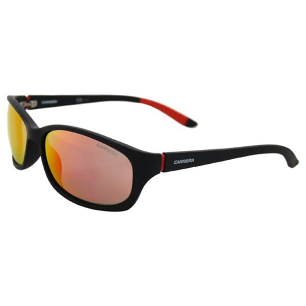 3f387e3ede580f Shop Carrera 8016 S DL5OZ - Matte Black Polarized by Carrera for Men ...