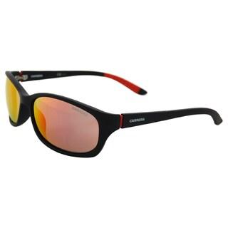 Carrera 8016/S DL5OZ - Matte Black Polarized by Carrera for Men - 60-15-135 mm Sunglasses