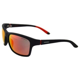 Carrera 8013/S DL5OZ - Matte Black by Carrera for Men - 58-17-125 mm Sunglasses|https://ak1.ostkcdn.com/images/products/14205559/P20799937.jpg?impolicy=medium
