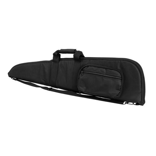 """NcStar Gun Case, Black (42""""L X 9""""H)"""