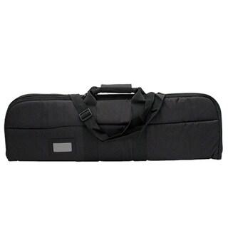 """NcStar Gun Case, Black (32""""L X 10""""H)"""