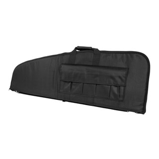 "NcStar Scoped Gun Case, Black (48""L x 16""H)"