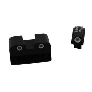 Trijicon Colt Officers 3 Dot Front & Rear Night Sight Set