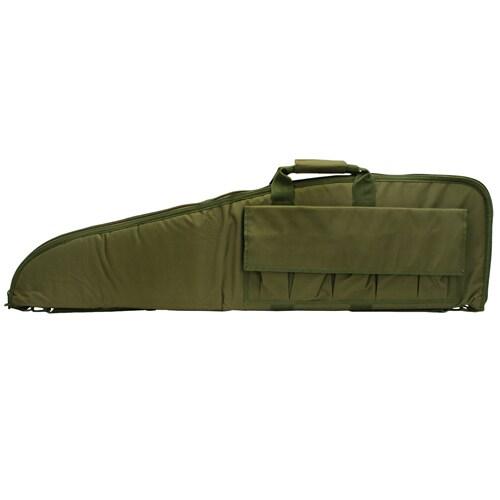 "NcStar 2907 Series Rifle Case 38"", Green"