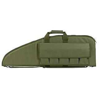 "NcStar 2907 Series Rifle Case 42"", Green"