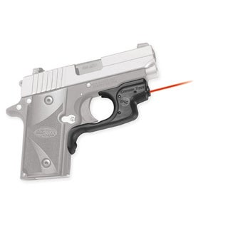 Crimson Trace Sig Sauer P238/P938 LaserGuard, Polymer, Overmold, Front Activation