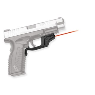 Crimson Trace Springfield Armory XD,XDM, Overmold, Front Activation