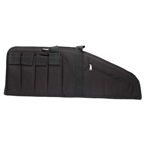 "Bulldog Cases Extreme Gun Case Black/Black 35"""
