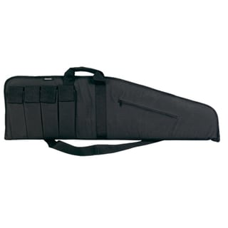 Bulldog Cases Extreme Gun Case Black/Black 45""
