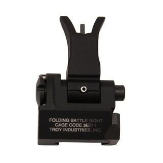 Troy Industries Front Folding Style M4 Sight Black