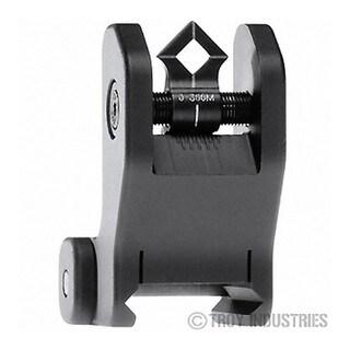 Troy Industries DOA Rear Sight Black, Fixed