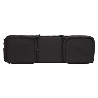 "Bulldog Cases Extreme Gun Case Rectangle, Discreet Assault Rifle, 40"" Black"