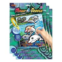 ArtLover Magic-A-Doodle Water Painting Sets (Pack of 3)