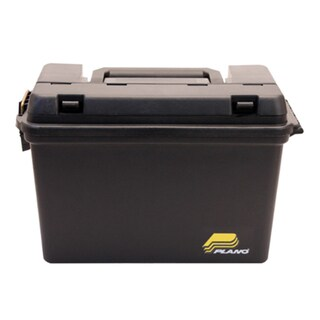 Plano Deep Field Tactical Case without Tray/Gasket, Black