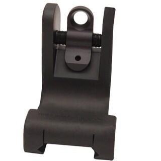 Troy Industries Rear Battle Sight Black, Fixed