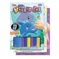 ArtLover 3D Mosaic Art Activity Kits (Set of 3)